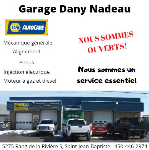 Garage Dany Nadeau
