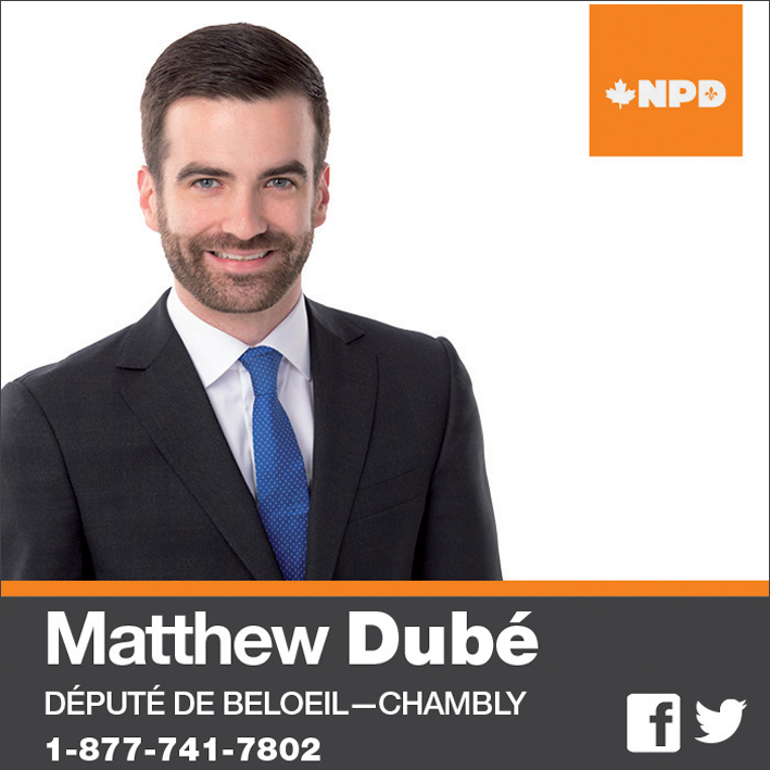 M. Dubé base 2017