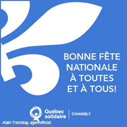 Québec solidaire st-jean