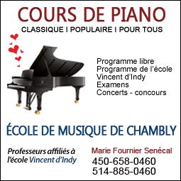 École de musique de Chambly