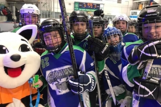 Photo tirée du site internet officiel du tournoi pee-wee de Chambly